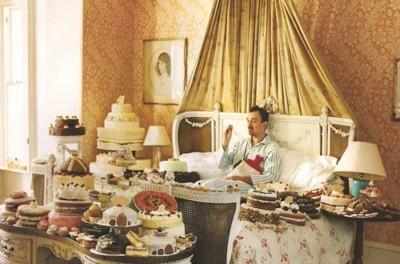 Αυτοπορτραίτο με 24 τούρτες