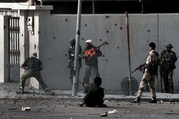 LIBYA-CONFLICT