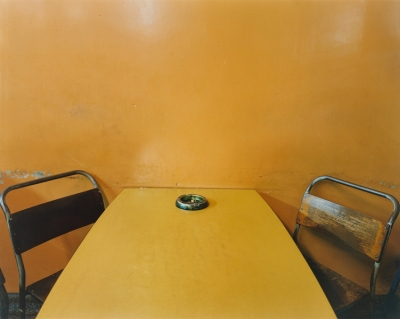 Paul Graham. Ashtray on Table, Morley's Cafe, February 1981