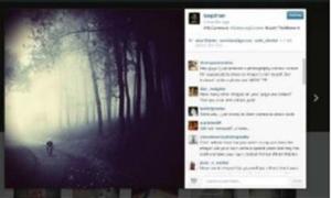 η φωτογραφία στο Instagram