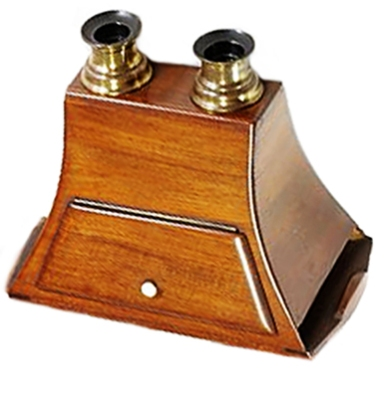 στερεοσκόπιο τύπου Brewster