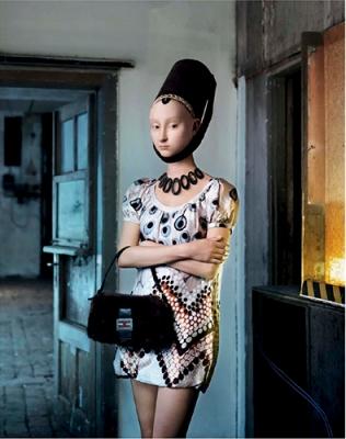 Dorothee Golz Prada girl