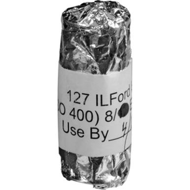 Ilford HP5 Plus Black and White Negative Film (127 Roll Film)