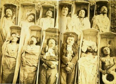 νεκροί κομμουνάροι