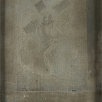 Christ Carrying his Cross, 1827