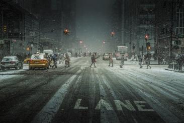 Ali Rajabi, Winner 2016 φωτογραφία δρόμου-αστικό τοπίο