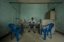 ταχυδρομείo και τηλεπικοινωνίες Kinshasa, 2013