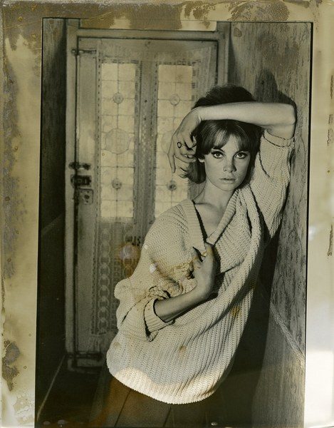 Jean Shrimpton, 91 Heigham Road, London. © φωτογραφία David Bailey.