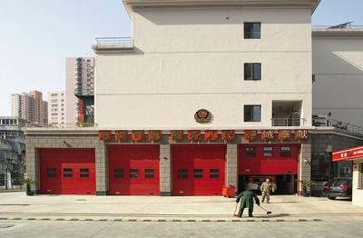 πυροσβεστικός σταθμός