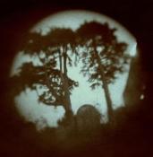 "© France Scully Osterman & Mark Osterman ""άποψη από τον τάφο του Talbot"" 2012 εκτύπωση πιγμέντου από φωτογενές σχέδιο"