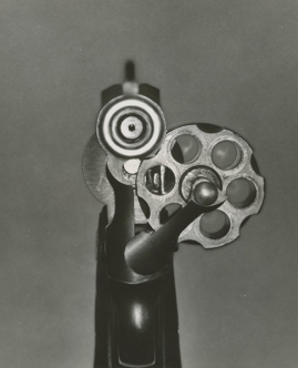 3- Sheldon Hine, πιστόλι φωτισμένο ομοαξονικά, c.1950