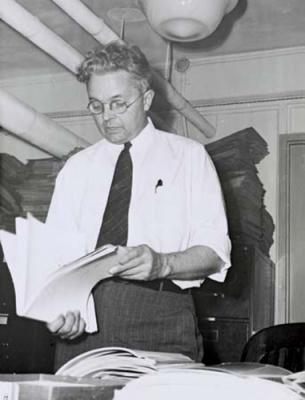 Roy Emerson Stryker