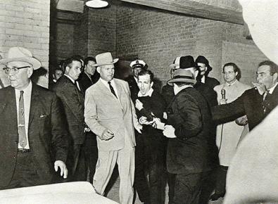Robert H. Jackson 'η δολοφονία του Lee Harvey Oswald' (1963) Nikon S3