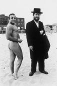 Jewish Bodybuilder and Hassid