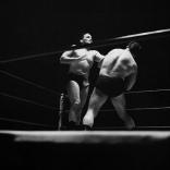 αγώνας πάλης, Louisville, Kentucky, c. 1950s