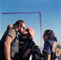 Hell's Angels, αγόρια που φιλιούνται, c. 1960s
