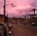 Tijuana Street c. 1960s. Courtesy M+B Art