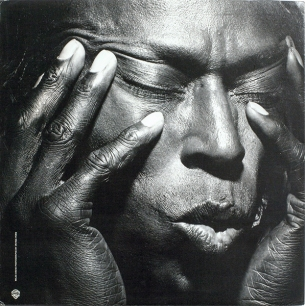 Irving Penn για Miles Davis