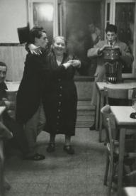 Carlo Bavagnoli, Da 'Gente di Trastevere', Roma (από 'άνθρωποι του Trastevere', Ρώμη), 1957-58