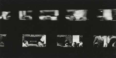 Sante Vittorio Malli, Treni (τραίνα), 1957