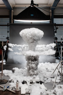 © Cortis & Sonderegger - 'το πυρηνικό μανιτάρι πάνω από το Ναγκασάκι' - Charles Levy,1945