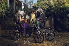 © paul outerbridge, carnival carriage, mexico, c.1950