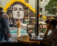 © larry brownstein - the coffee shop 2018