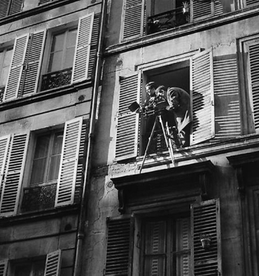 6. Francois Truffaut © Raymond Cauchetier