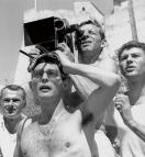 κινηματογραφώντας το 'adieu Philippine' c.1961 © Raymond Cauchetier