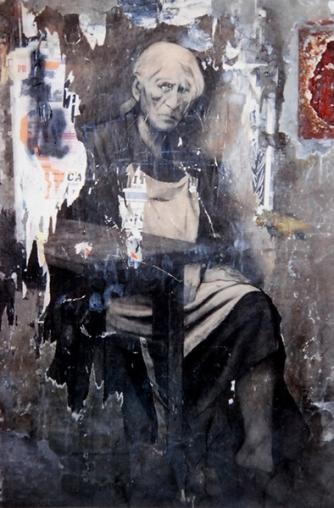 Νάπολη © Ernest Pignon-Ernest