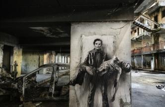 Ιδού ο Ανθρωπος-(Παζολίνι) © Ernest Pignon-Ernest