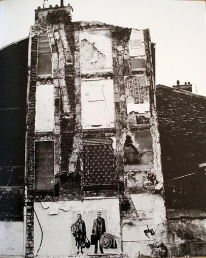 οι απελαθέντες 1979 © Ernest Pignon-Ernest