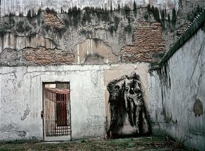 φυλακή © Ernest Pignon-Ernest