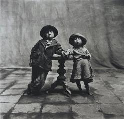 παιδιά στο Cuzco, Περού
