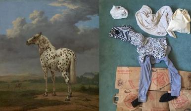 Το 'παρδαλό' άλογο, Πάουλους Πότερ © Paul Getty Museum