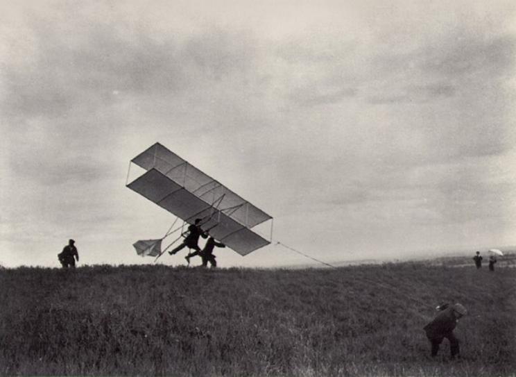 απογείωση του ZYX, Rouzat 1911 © Ministère de la Culture - France