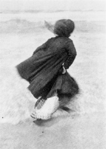 Guitty (Marguerite Bourcart) à Biarritz , 1905 - 1905 © Ministère de la Culture - France