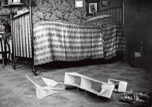 το υπνοδωμάτιο του Λαρτίγκ, 40 Rue Cortambert, 1906. © Ministère de la Culture - France