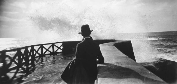 ο Σαλά στο Μπιαρίτζ, 1927 © Ministère de la Culture - France