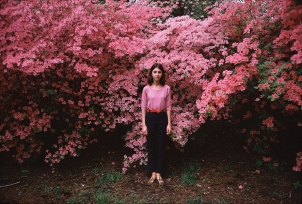 Vivian, Bronx Botanical, Gardens, New York City, 1966