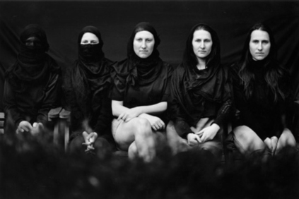 © Jananne Al-Ani, Untitled II, 1996