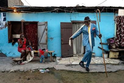 Αρλ, 33 ετών, Brazzaville © Tariq Zaidi