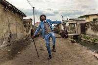 Ελί, 45 ετών, Brazzaville. © Tariq Zaidi