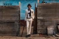 Κας, 42 ετών, Brazzaville. © Tariq Zaidi