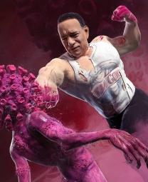 Tom Hanks beating coronavirus Christie's Images Ltd/Beeple