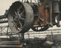"Josef Breitenbach ""What about Steel?"", New Jersey, 1942, Gitterman Gallery, New York"