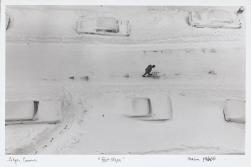 Adger Cowans, Footsteps, 1958 © Adger Cowans