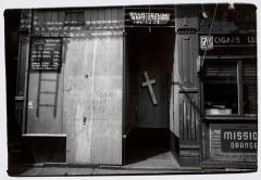 Adger Cowans, Little Flower Baptist Church, 1962 © Adger Cowans