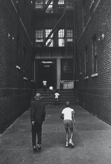 Calvin Wilson, New York, 1965. © The Museum of Modern Art