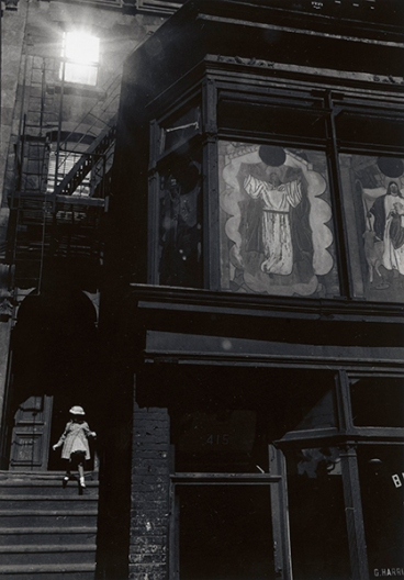 Herbert Randall, Untitled (Bed-Stuy, New York), 1960s. © Herbert Randall